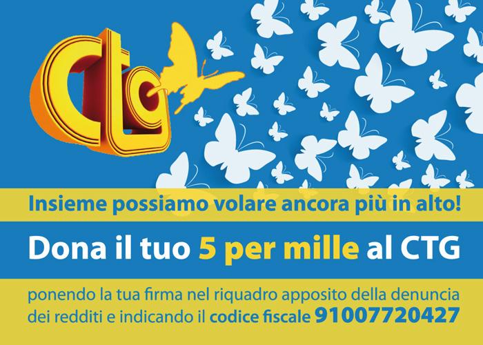 CTG Centro Turistico Vallesina Jesi 5xMille