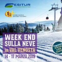 Week end sulla neve in Val Venosta