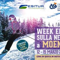 Week end sulla neve a Moena